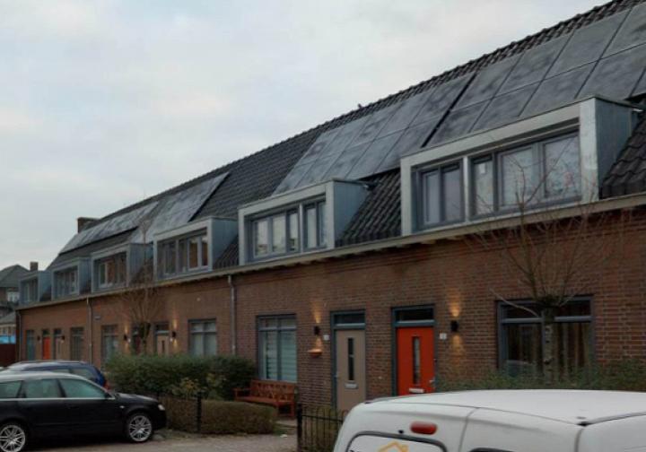 Renovatie wijk 't Haagje